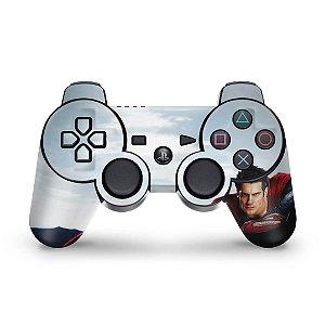 PS3 Controle Skin - Superman