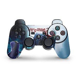 PS3 Controle Skin - Skin Joker