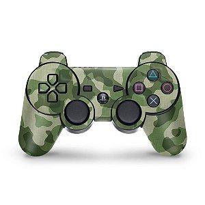 PS3 Controle Skin - Camuflado #b