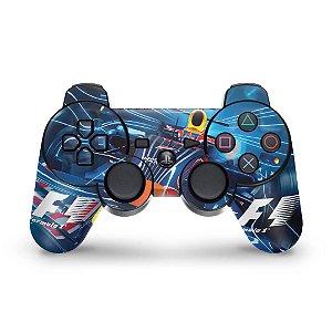 PS3 Controle Skin - Formula 1