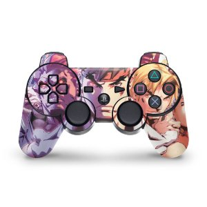 PS3 Controle Skin - Street Fighter