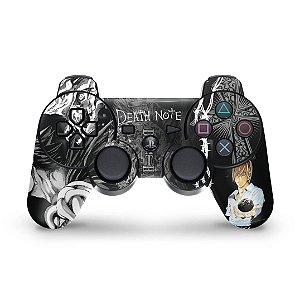 PS3 Controle Skin - Death Note