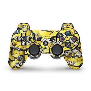 PS3 Controle Skin - Minions