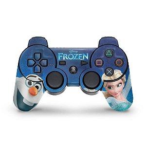 PS3 Controle Skin - Frozen