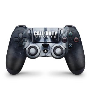 Skin PS4 Controle - Call Of Duty Ghosts