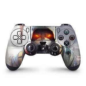 Skin PS4 Controle - Killzone Shadow Fall