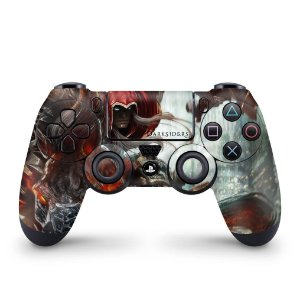 Skin PS4 Controle - Darksiders - Wrath of War