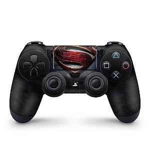 Skin PS4 Controle - Superman - Super Homem
