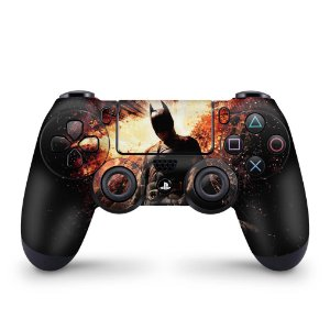 Skin PS4 Controle - Batman - The Dark Knight