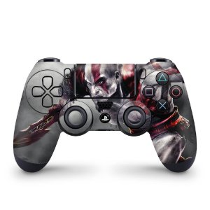 Skin PS4 Controle - God of War #A