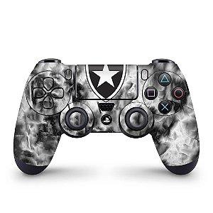 Skin PS4 Controle - Botafogo