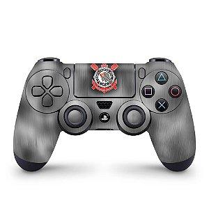 Skin PS4 Controle - Corinthians