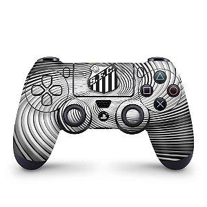 Skin PS4 Controle - Santos