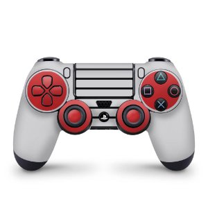 Skin PS4 Controle - Nintendinho