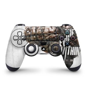 Skin PS4 Controle - The Evil Within
