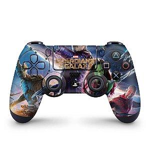 Skin PS4 Controle - Guardioes da Galaxia