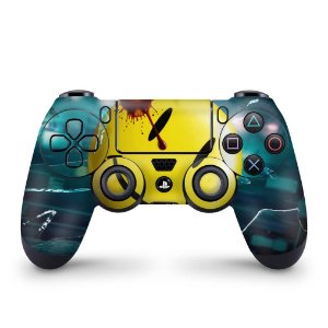 Skin PS4 Controle - Watchmen