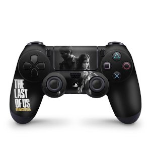 Skin PS4 Controle - The Last of Us Remastered