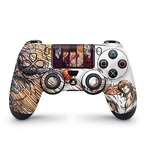 Skin PS4 Controle - Death Note