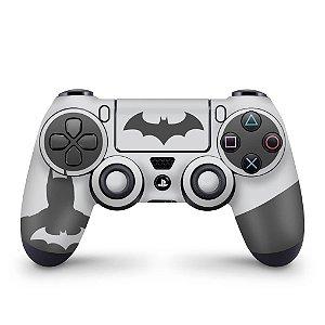 Skin PS4 Controle - Batman Arkham - Special Edition