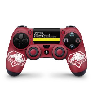 Skin PS4 Controle - The Metal Gear Solid 5 Special Edition