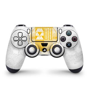 Skin PS4 Controle - Limited Edition Destiny
