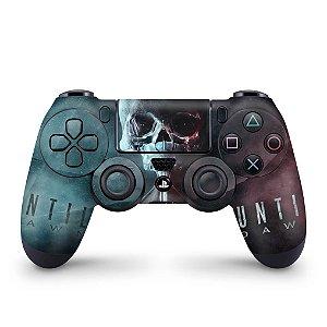 Skin PS4 Controle - Until Dawn
