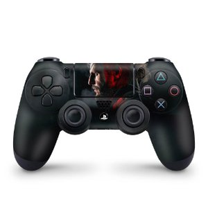 Skin PS4 Controle - Metal Gear Solid 5: The Phantom Pain