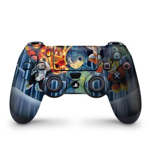 Skin PS4 Controle - Megaman Legacy Collection