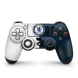 Skin PS4 Controle - Chelsea