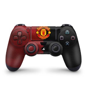 Skin PS4 Controle - Manchester United