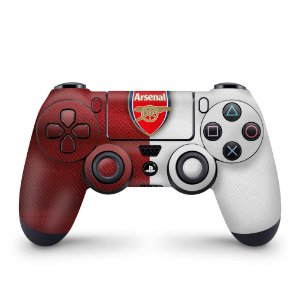Skin PS4 Controle - Arsenal