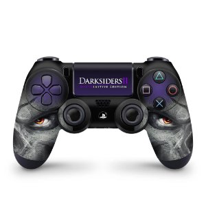 Skin PS4 Controle - Darksiders Deathinitive Edition