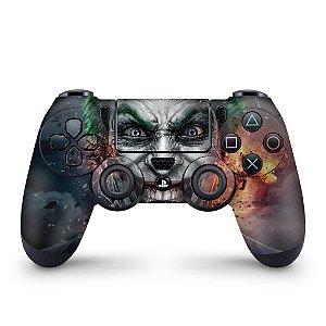 Skin PS4 Controle - Coringa Joker