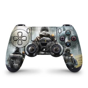 Skin PS4 Controle - Tom Clancy's The Division