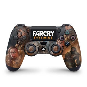 Skin PS4 Controle - Far Cry Primal