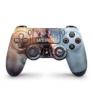 Skin PS4 Controle - Battlefield 1