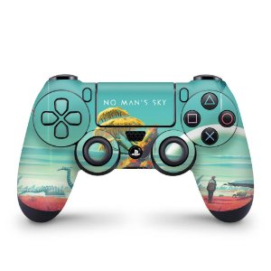 Skin PS4 Controle - No Man's Sky