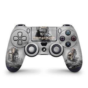 Skin PS4 Controle - For Honor