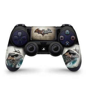 Skin PS4 Controle - Batman Return to Arkham