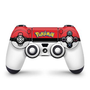 Skin PS4 Controle - Pokemon