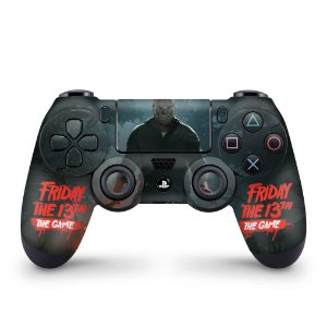 Skin PS4 Controle - Friday the 13th The game Sexta-Feira 13