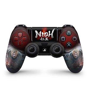 Skin PS4 Controle - Nioh