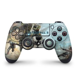 Skin PS4 Controle - Titanfall 2 #a