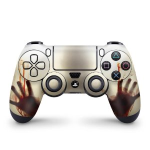 Skin PS4 Controle - Fear The Walking Dead