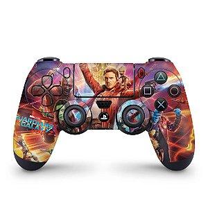 Skin PS4 Controle - Guardiões da Galaxia Vol. 2