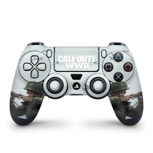 Skin PS4 Controle - Call of Duty WW2