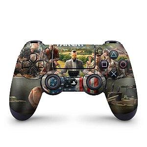 Skin PS4 Controle - Far Cry 5