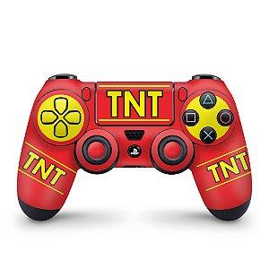 Skin PS4 Controle - Crash Bandicoot