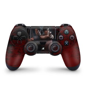Skin PS4 Controle - Uncharted Lost Legacy